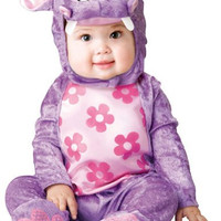 Baby-Toddler-Costume Huggable Hippo Toddler Costume 12-18 Halloween Costume