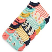 Girl's Tucker + Tate 'Girl's Best Friend' Low Cut Socks ,