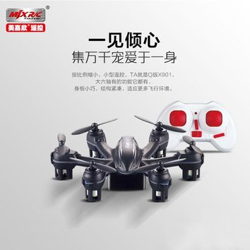 MJX X901 Nano Hexacopter drones Rc Quadcopter with G-sensor controller 2.4G Remote Control Helicopter 6 Axis RTF rc mini drone