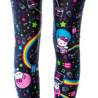 Japan L.A. Hello Kitty Afro Leggings Multi