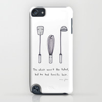 the whisk wasn't the tallest iPhone & iPod Case by Marc Johns