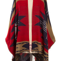 A Day for Adventure Poncho