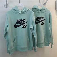 NIKE SB Women Fashion Long Sleeve Top Sweater Pullover