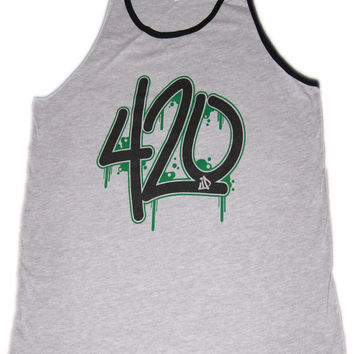420 Graffiti Tank .. TAG the city