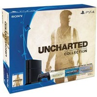 PlayStation 4 UNCHARTED: The Nathan Drake Collection Console Disc Bundle (PS4) - Walmart.com