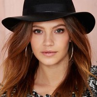 Leave Your Hat On Wool Panama Hat