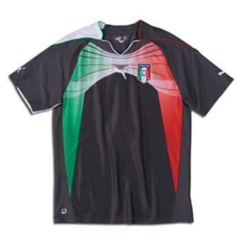 Italy Away Goalkeeper 2010