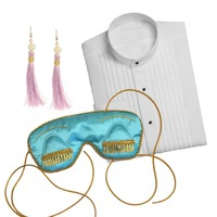 VINTAGE EDITION HOLLY GOLIGHTLY COSTUME - BREAKFAST AT TIFFANY'S