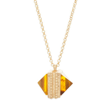 Odele Necklace Topaz