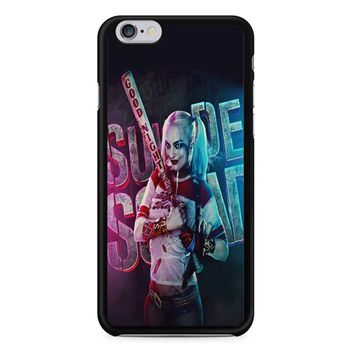 Harley Quinn Suicide Squad iPhone 6/6S Case