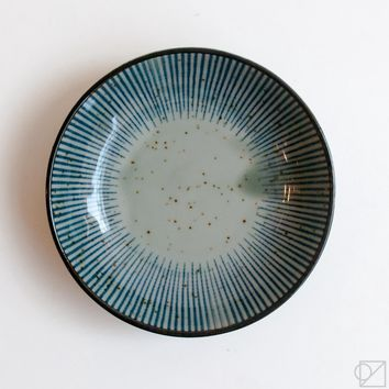 Thousand Tokusa Ceramic Dish