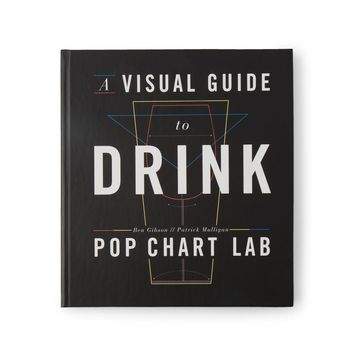 Penguin Random House A Visual Guide to Drink | Bespoke Post