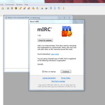mIRC 7.44 Crack Patch Incl Serial Keygen