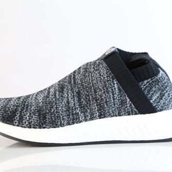 BC QIYIF Adidas United Arrows & Sons NMD CS2 PK UAS Black Grey DA9089