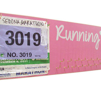 Running medals holder - running gifts
