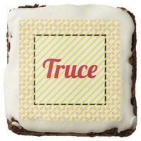 """Truce"" Brownie"