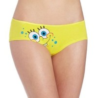 Briefly Stated Women's Spongebob Panty