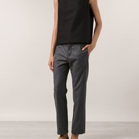 Sofie D'hoore Straight Trousers - A'maree's - Farfetch.com