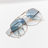Ray-Ban The General Aviator Sunglasses | Urban Outfitters