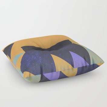 Comfort ZOne Floor Pillow by DuckyB