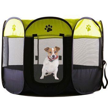 Portable Folding Pet Bed Tent