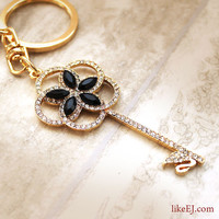 Luxury Flower Key