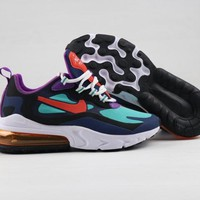 HCXX 19Sep 302 Nike Air Max 270 React Breathable Sneaker Fashion Casual Running Shoes
