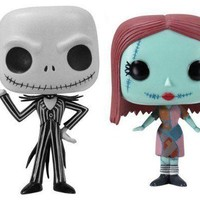 Funko Pop Disney #2 Sally & Jack Skellington 2 Pcs Set 2468.69