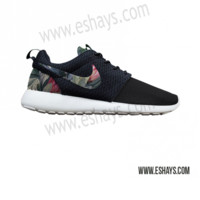 Custom Roshes- Floral Tropical Nike Roshe Runs - Women, Men, Kids