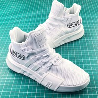 Adidas Eqt Basketball Adv Triple White Shoes - Best Online Sale