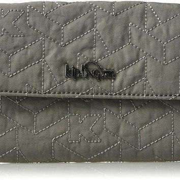 Kipling Cash Solid Quilted Wallet Wallet
