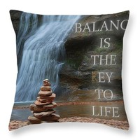Balance Is The Key by Dan Sproul