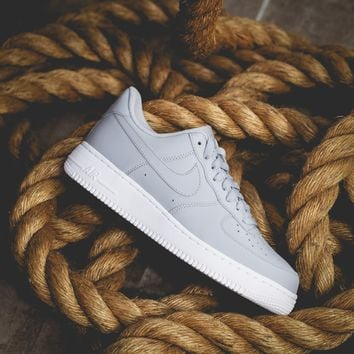 AUGUAU NIKE Air Force 1 '07 - Wolf Grey/Wolf Grey
