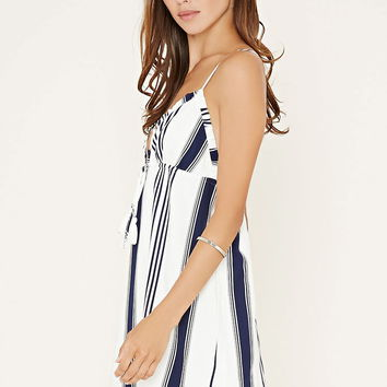 Striped Cami Dress | Forever 21 - 2000169747