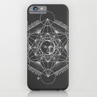 Gnostic Shadow iPhone & iPod Case by LOVEDART