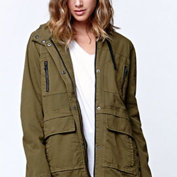 Volcom Stand Up Military Jacket at PacSun.com