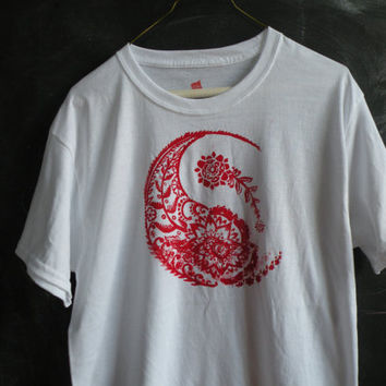 Imperfect Yin Yang T-shirt - Ready to Ship!