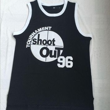 Tournament Shoot Out 96 Birdie Movie Basketball Jersey DCCK