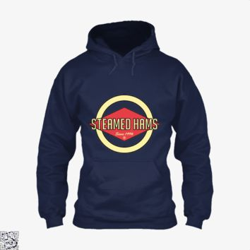 Fat Steamed Hams, The Simpsons Hoodie