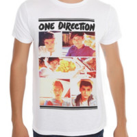 One Direction Photo Grid T-Shirt