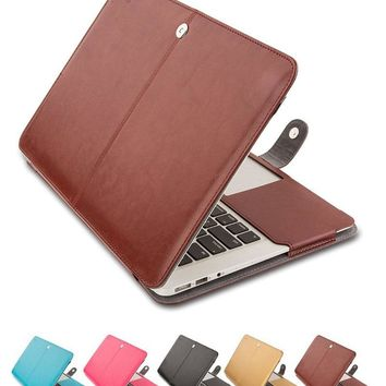 Mosiso Book Cover for Apple Macbook Air