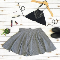 Wonder Years Polka Dot Skirt