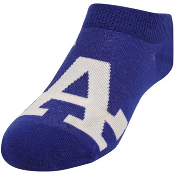 L.A. Dodgers Toddler Realistic Mascot Socks - Red - http://www.shareasale.com/m-pr.cfm?merchantID=7124&userID=1042934&productID=540319990 / L.A. Dodgers