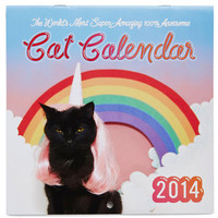 Queen Purr a Day 2014 Calendar | Mod Retro Vintage Desk Accessories | ModCloth.com