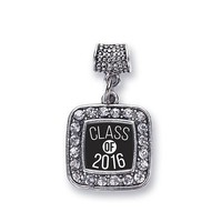 Class Of 2016 Charm for Pandora Bracelets, Chamilia, Troll, Biagi and other European Styles