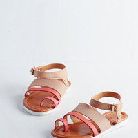 Sweeter of the Pack Sandal | Mod Retro Vintage Sandals | ModCloth.com