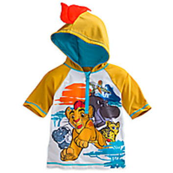 The Lion Guard Rash Guard for Boys