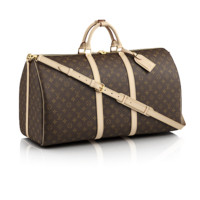 Products by Louis Vuitton: Keepall Bandoulière 60 Mon Monogram