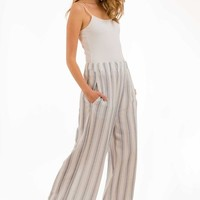 Striped Lounge Pant (multiple colors available)