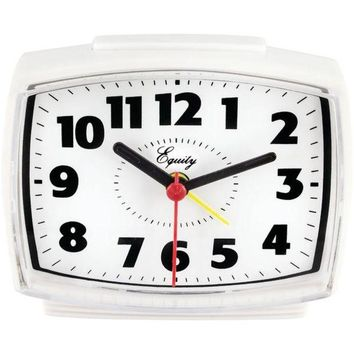 ONETOW Equity(R) by La Crosse 33100 Electric Analog Alarm Clock
